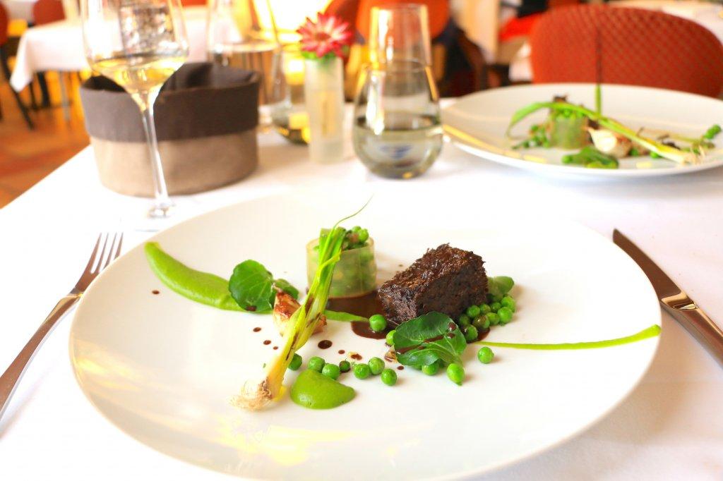 Le davoli un gastronomique accessible budget jones - Joue de boeuf prix ...